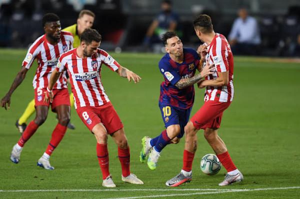 نجم أتليتكو: ريال مدريد سيتوج بالدوري لأنه يستحق اللقب
