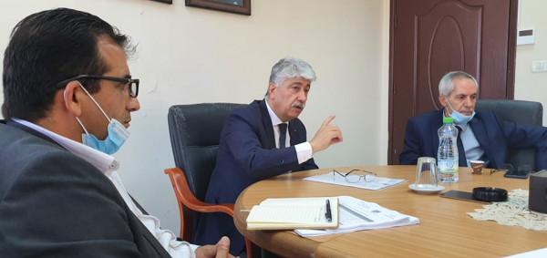 مجدلاني: يجب دعم وإنعاش مشاريع التمكين الاقتصادي