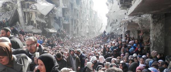 المؤتمر الشعبي لفلسطينيي الخارج: المخطط التنظيمي لمخيم اليرموك تهديد جديد لعاصمة الشتات