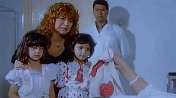 """كُشف السر المُحير بعد 30 سنة.. من هي ابنة مديحة كامل في فيلم """"العفاريت""""؟"""