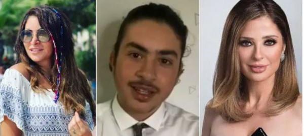 وفاء الكيلاني تطالب بدعم ابن زوجها تيم حسن دنيا الوطن