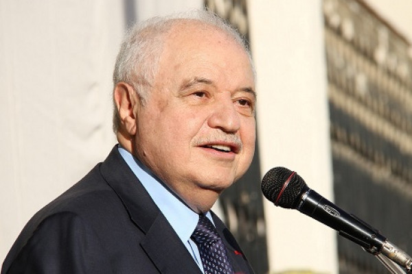 أبوغزالة يبحث مع قادة أوروبيين وأفارقة التعاون الإقليمي