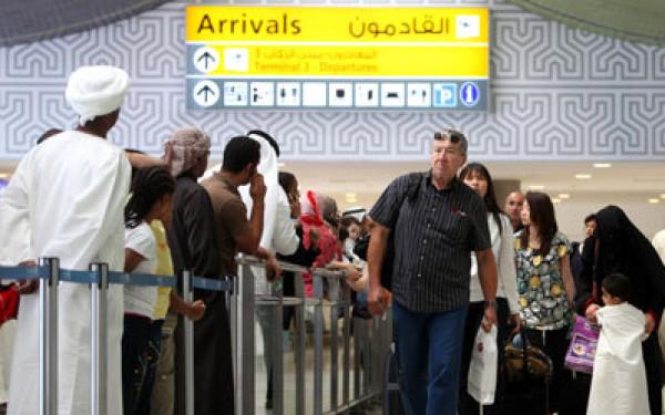 تطبيق إجراءات جديدة لفحص PCR على المسافرين القادمين لأبوظبي
