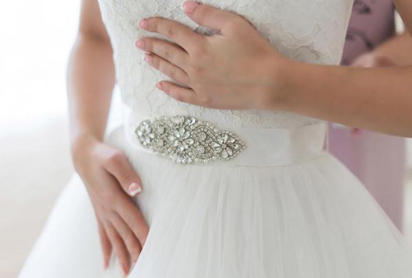 موديلات أحزمة لعروس 2020