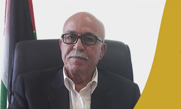 صالح رأفت: انتهاكات الاحتلال ومستوطنيه تتطلب رص الصفوف وانهاء الانقسام
