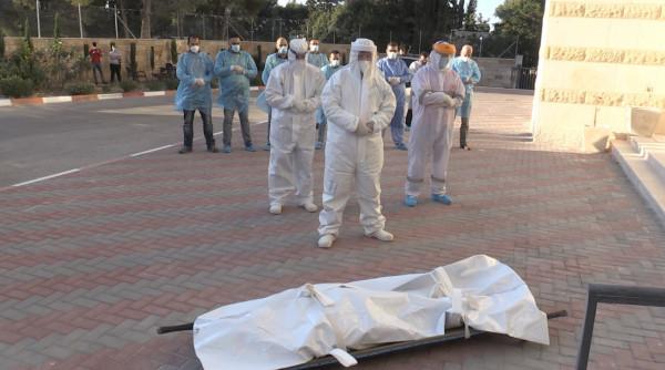 وفاة مواطنة من الخليل متأثرة بإصابتها بفيروس (كورونا)