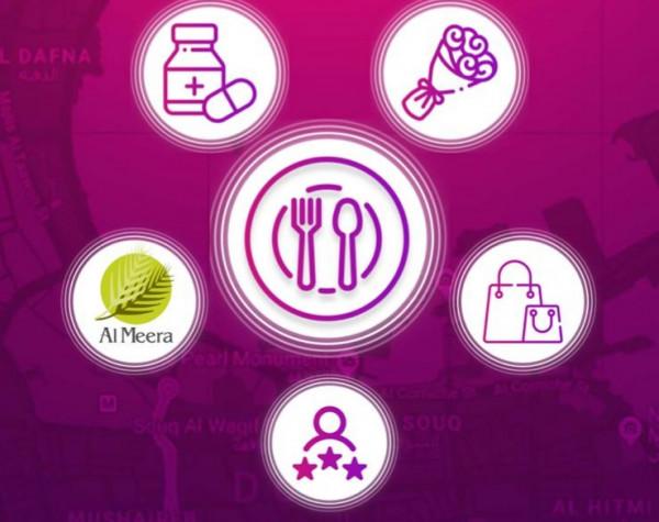 """تطبيق """"رفيق"""" يبتكر خدمات مميزة في ظل انتشار (كورونا)"""