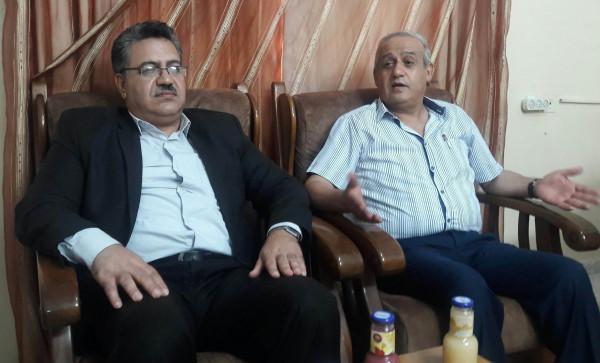 لقاء وطني لتجمع الشخصيات الفلسطينية المستقلة مع الجبهة الشعبية