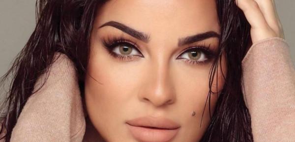 نادين نسيب نجيم تعايد بالاضحى على طريقتها الخاصة