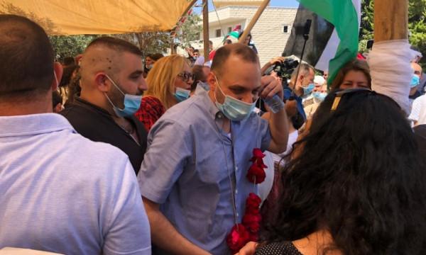 الاحتلال يفرج عن الأسير أنيس صفوري بعد 12 عامًا من الاعتقال