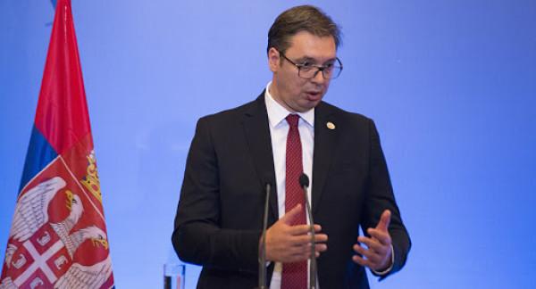الرئيس الصربي: موقفنا ثابت من القيادة الفلسطينية