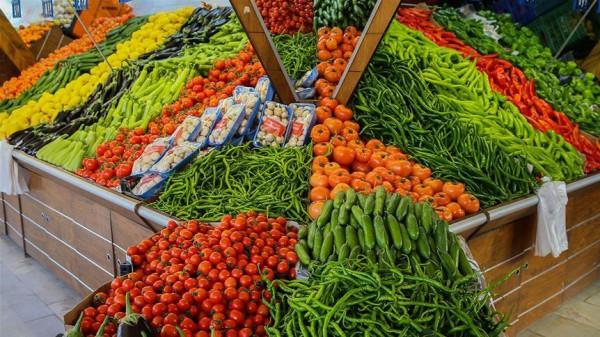 تعرف على أسعار الخضروات والفواكه في أسواق غزة