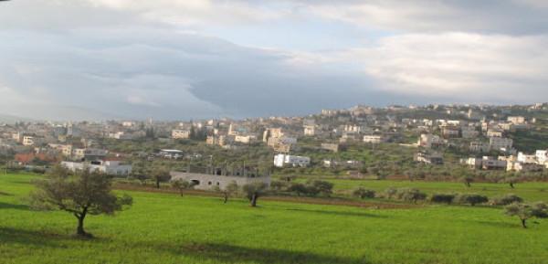 قوات الاحتلال يعيق العمل بتمديد خط مياه جنوب شرق طوباس