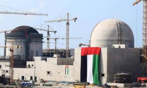 الإمارات تبدأ تشغيل أول مفاعل سلمي للطاقة النووية عربيًا