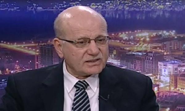 (الديمقراطية): فهد سليمان نائب الأمين العام يتبادل التهنئة بالعيد مع إسماعيل هنية