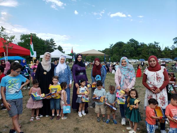 البيت الفلسطيني (تورنتو) يحتفل بعيد الأضحى المبارك