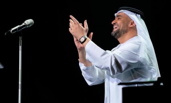 الجسمي يعلن عودة الحفلات بالعالم من دبي