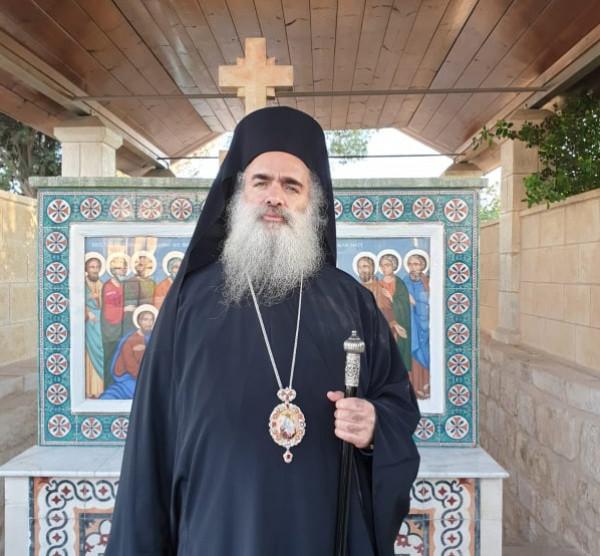 حنا: لن يصمت الصوت المسيحي الفلسطيني المنادي بالعدالة والحرية لشعبنا