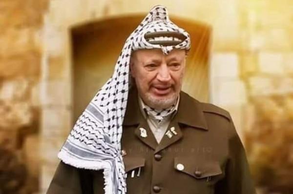 اليوم ذكرى ميلاد الرئيس الراحل ياسر عرفات