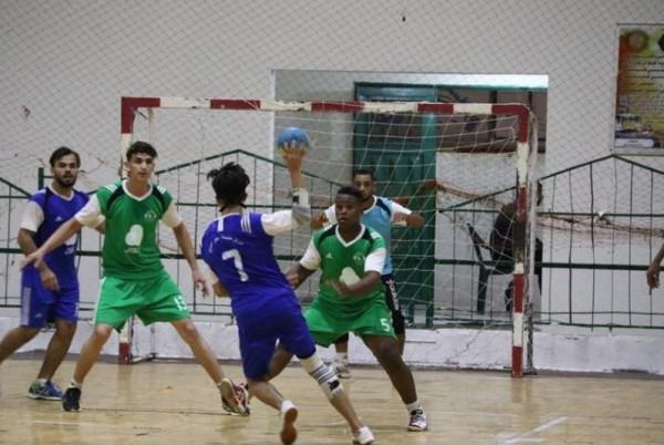 لجنة المسابقات باتحاد كرة اليد تجدول مباريات بطولة الكأس بغزة