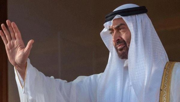 ماذا عَلّق ولي عهد أبو ظبي على انفجار بيروت؟
