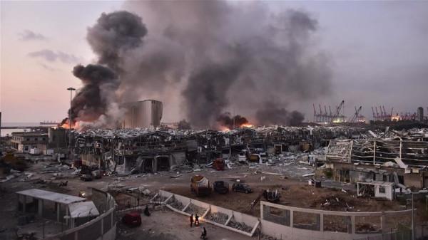 لبنان: بدء جلسة الحكومة الطارئة ومجلس الأمن يناقش انفجار بيروت يوم الاثنين