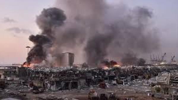 الاتحاد العام للكتّاب والأدباء الفلسطينيين: مصاب بيروت أوجع الأمة العربية بأسرها