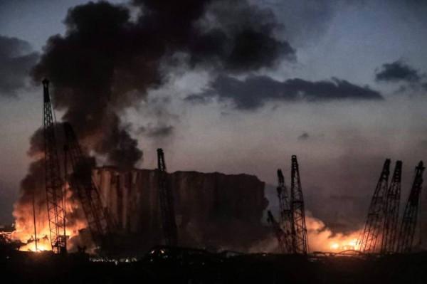 إيران تتهم أمريكا وإسرائيل بالمسؤولية عن تفجير مرفأ بيروت