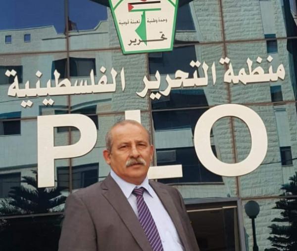 الشيوخي: موقف حسين الشيخ نموذجي ووحدوي ومسؤول