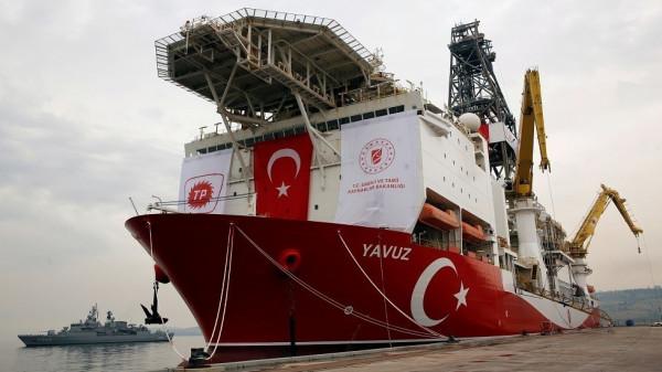 أردوغان يُعلن استئناف التنقيب عن الغاز الطبيعي في المتوسط
