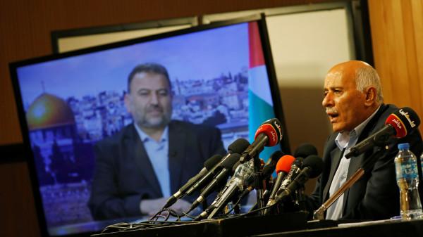 الاحتلال يجدد تهديده لقيادات حماس بالضفة من التقارب مع فتح