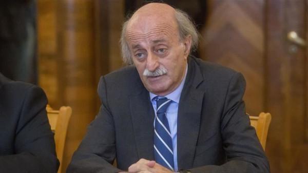 جنبلاط: متمسكون بإجراء تحقيق دولي بحادثة مرفأ بيروت