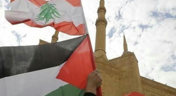 """عائلة فلسطينية تطلق اسم """"بيروت"""" على مولودتها الجديدة"""