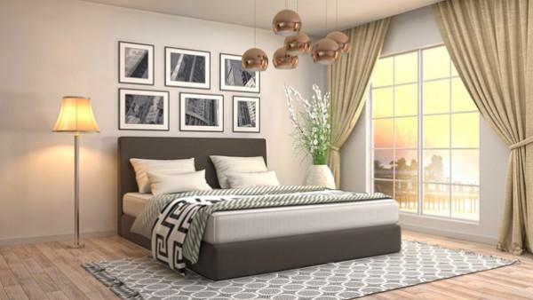 ديكورات عصرية لغرف نوم صغيرة