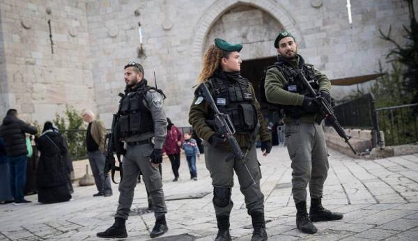 الاحتلال يُغلق باب العامود ويُضيق على المصلين في الأقصى