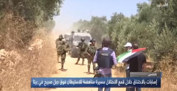مدى: 20 انتهاكاً ضد الحريات الاعلامية في فلسطين خلال تموز