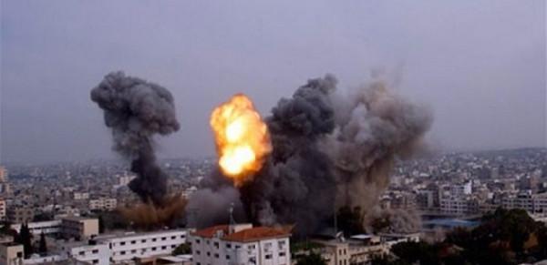 شاهد: إطلاق صواريخ تجريبية من قطاع غزة نحو البحر.. وإسرائيل تعتبرها تحذيرات من (حماس)