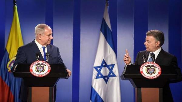 كولمبيا تفتتح ممثلية لها في القدس ونتنياهو يُعلّق