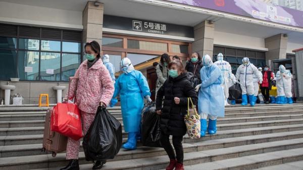 الصين: 44 حالة إصابة بفيروس (كورونا) خلال 24 ساعة الماضية