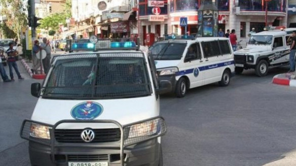 الشرطة تقبض على مشتبه به بتنفيذ عدة سرقات في نابلس