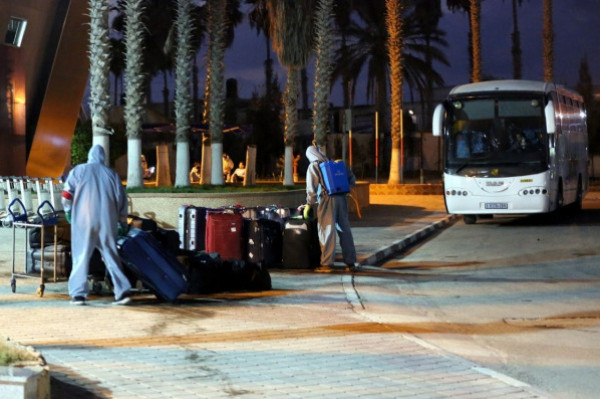"""""""الداخلية"""" بغزة: نتوقع إصابات بفيروس (كورونا) بين العائدين بنسب أعلى من المرات السابقة"""
