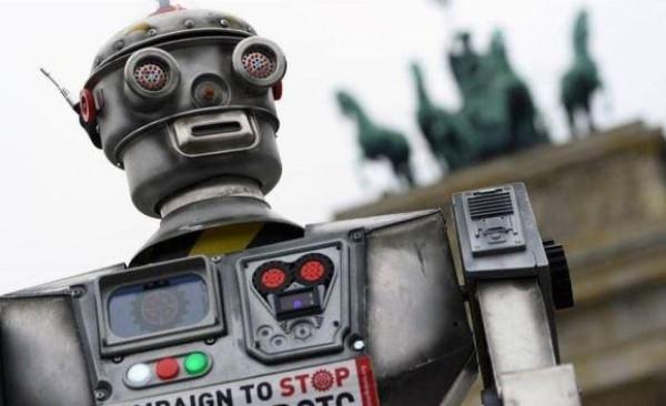 """""""الروبوت القاتل"""" يثير المخاوف البشريّة.. ورايتس ووتش تحذر"""