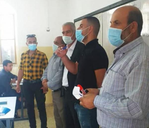 محافظة الخليل: لجان السلامة العامة تخالف ثلاث منشآت وتوجه التنبيه لسبع أخرى