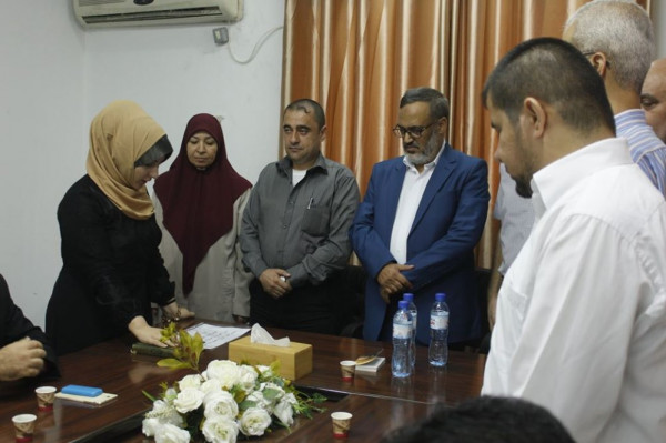موظفو التفتيش في وزارة العمل يؤدون اليمين القانونية