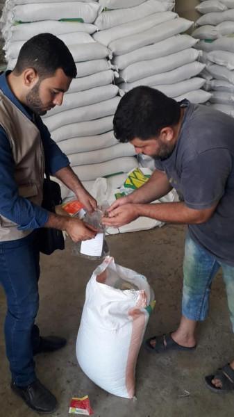 الزراعة تنفذ جولات ميدانية على شركات توزيع الأعلاف