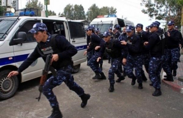 إلقاء القبض على مطلوبين للعدالة بعدة قضايا جنائية وإطلاق نار في سلفيت