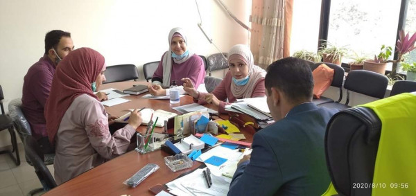 التنمية الاجتماعية ومؤسسة أريج يبحثان تتفيذ مشاريع تمكين بالاغوار