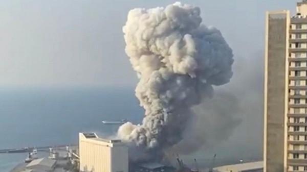 شاهد: طائرة مُسيرة تكشف الدمار الكبير في بيروت