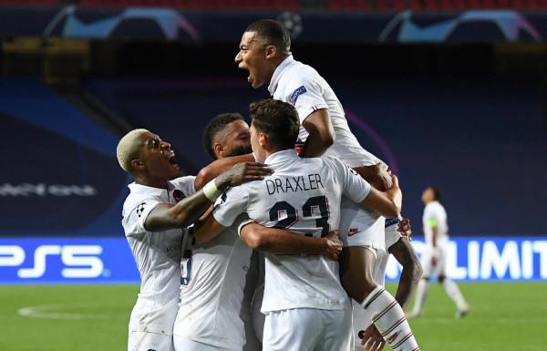 شاهد: سان جيرمان ينهي أحلام أتالانتا ويتأهل لنصف نهائي دوري أبطال أوروبا