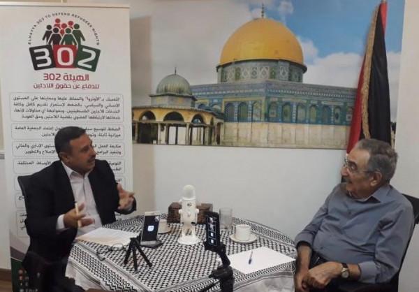 شفيق: لا خوف على (أونروا) وقضية اللاجئين طالما أن موازين القوى لصالح القضية الفلسطينية